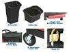 HEAVY-DUTY UTILITY CART ACCESSORIES