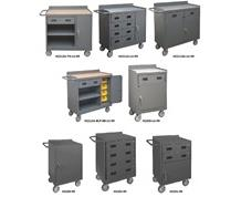 MOBILE CABINETS WITH DRAWERS